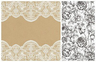 Kaisercraft Everlasting 12x12 Scrapbook Double Sided Paper P2656 - One and Only