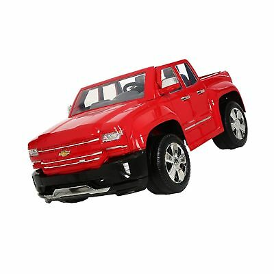 Rollplay 12 Volt Chevy Silverado Truck Ride On Toy Battery Ed Kid S Rid