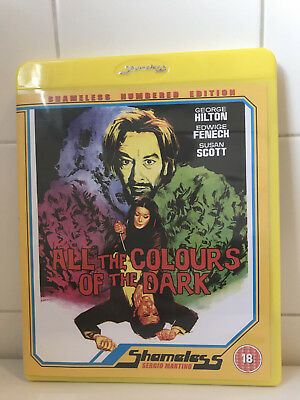 ALL THE COLORS OF THE DARK Who Can Kill A Child ALL REGION BLU RAY Lot NUDITY