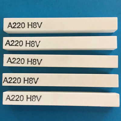 """Dressing Stick Spectrum Bonded Products 1/2""""x 1/2""""x 4"""" A220 H8V  5-Pieces"""