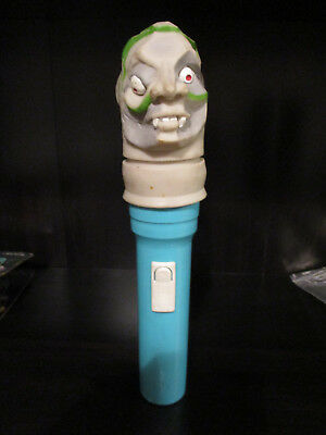 Beastie Beam 1988 Eveready Flashlight monster 3 different