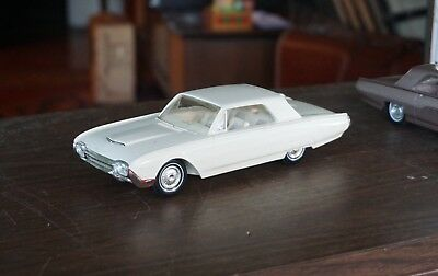 Old 1962 Ford Thunderbird Promo In Off White