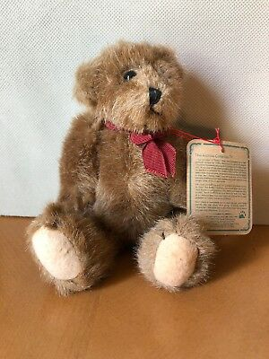 """BOYDS' BEARS Investment Collectible """"Cecil"""" Plush from the Archive Collection"""