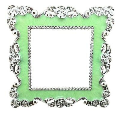 (Mint Green) - YanHoo Home Switch Cover Square Shape Switch Wall Light Socket