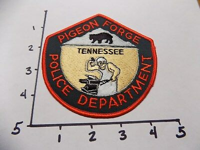 Pigeon Forge Tennessee Police patch TN