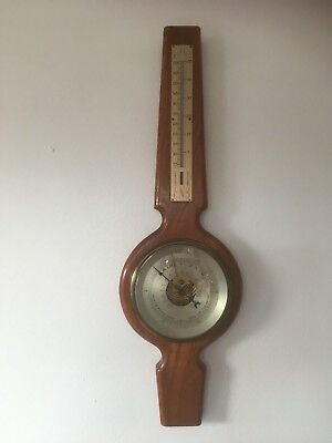 vintage wall weather thermometer