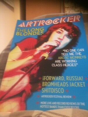 Artrocker Magazine Issue 29 Long Blondes