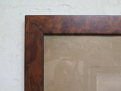 57x41 cm ELEGANT WOOD FRAME VERY GOOD CONDITION WITH PRINT FOR FREE G39