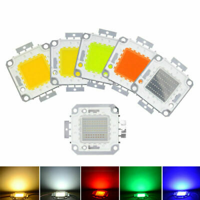 LED Chip RGB High SMD Flut Power Perlen Licht für Birne 10W 20W 30W 50W 70W 100W