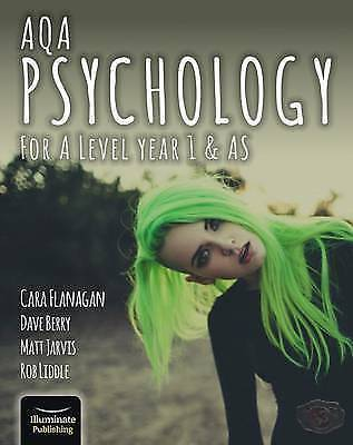 AQA Psychology for A Level Year 1 & AS - Student Book by Cara Flanagan, Matt...