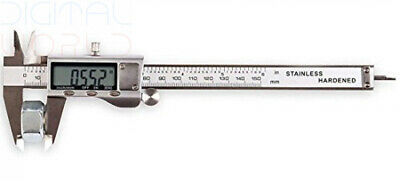 LOUISWARE Electronic Digital Vernier Caliper, with Extra-Large LCD Screen...