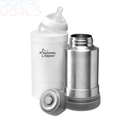 Tommee Tippee Travel Food Warmer Baby Bottle
