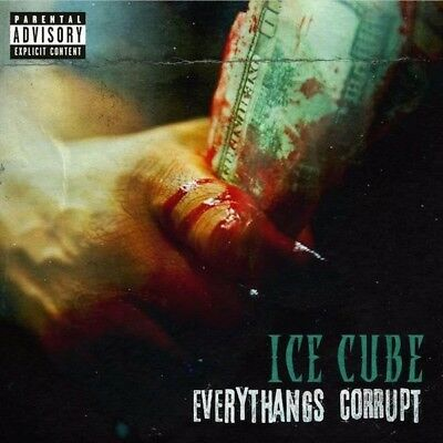 Ice Cube - Everythang's Corrupt Album (Digital Copy) (NOTHING IS SHIPPED OUT!!!)