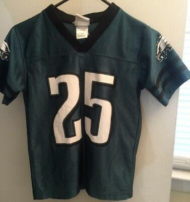 NIKE ON FIELD mccoy Philadelphia Eagles Jersey Size Youth Large Sewn ... 0f2047a87