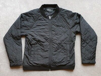 Knox Thermolite Quilted Thermal Motorcycle Motorbike Jacket - Mens XL