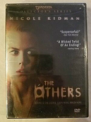 The Others (DVD, 2002, 2-Disc Set) Nicole Kidman ~ Combine Shipping & SAVE!!!