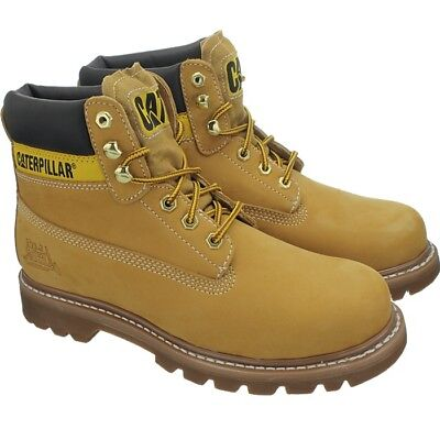 CATERPILLAR COLORADO Stiefel Walking Machines Stiefel CAT Gr. 44 beige beige 44 ... ffde90