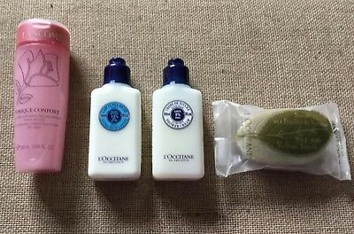 L'Occitane Mixed Lot Of Four.
