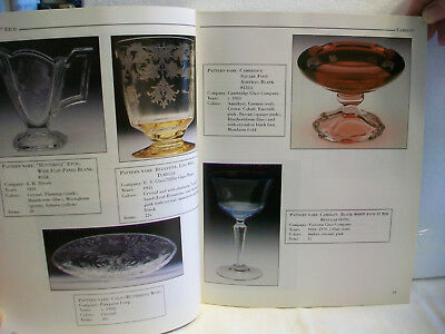 Florence's Glassware Pattern Identification Guide Vol. 3 by Cathy Florence and G