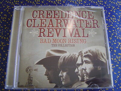 CD Creedence Clearwater Revival - The Collection - neu & ovp - Bad Moon Rising