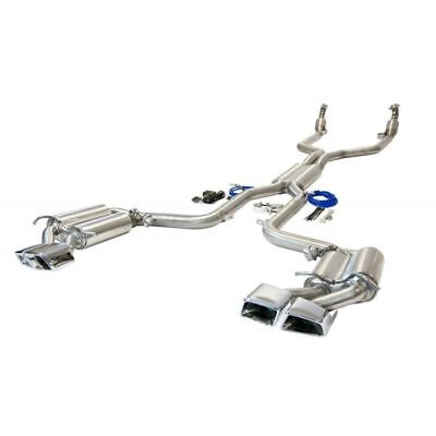 "Mercedes-Benz C63 AMG Direct Fit Premium Performance 3"" Valved Sports Exhaust"