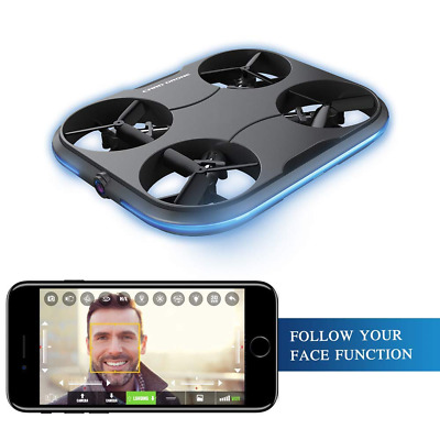 Card Drone FPV RC Drones with Camera Live Video Quadcopter HD WiFi Altitude Hold