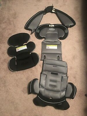 Graco 4ever 4 In 1 Convertible Car Seat Matrix Replacement Fabric And Pads