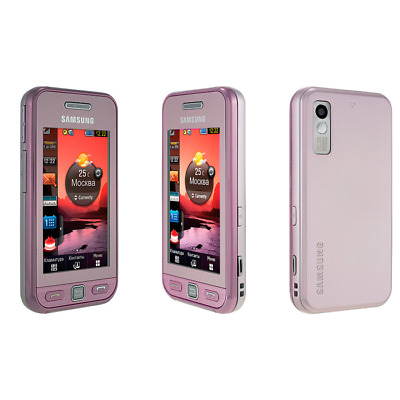 Dummy Samsung S5230 Mobile Cell Phone Toy Fake Replica