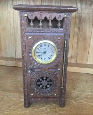 1920's Black Forest Clock - Working Order