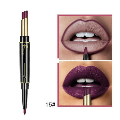 (O) - TAOtTAO Double-end Lasting Lipliner Waterproof Lip Liner Stick Pencil 16