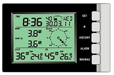 Moonraker WS200 Pro Professional Solar Weather Station. Huge Saving