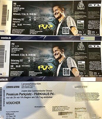 PUR Tickets