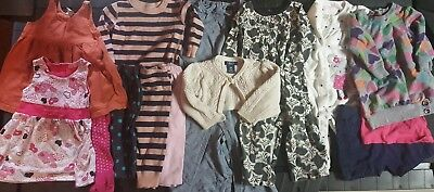 Baby Girl Clothes Lot of 14 Toddler 12-18 Months, Tea Collection and More!!!