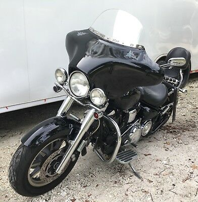 2004 Yamaha Road Star  2004 Yamaha Roadstar Midnight XV1700