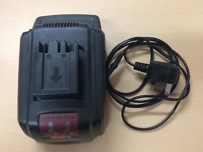 Desoutter Battery Charger 6158116540 18/36V