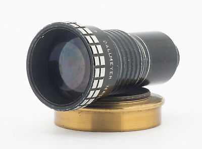 Dallmeyer Max-Lite 51mm MKII f/1.5 Projection Lens