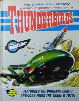 Thunderbirds Comic Collection, Gerry Anderson. Excellent condition.