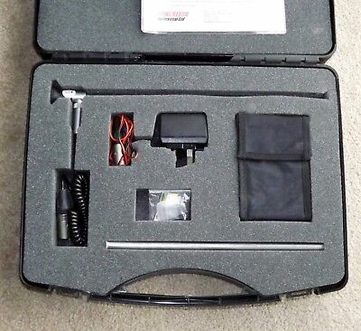 Powertech Portascope Mk 3 Boroscope Cavity Inspection Kit Endoscope