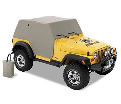 Bestop 81037-09 Charcoal All Weather Trail Cover for 1997-2006 Wrangler TJ