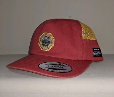 e98c2593a3e22 Hurley Pendleton Woolen Mills Yellowstone National Park Collection Snapback  Hat