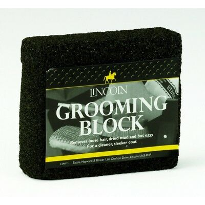 Lincoln Grooming Block. Shipping Included