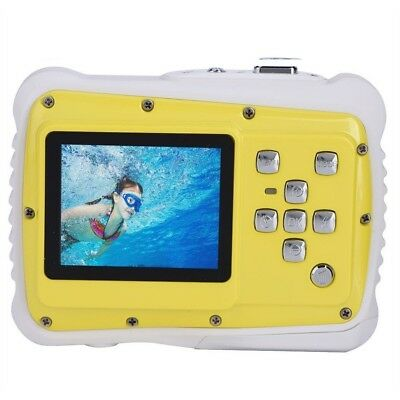 TOP-MAX Underwater Action Camera for kids with 5.1cm TFT LCD Screen HD720p