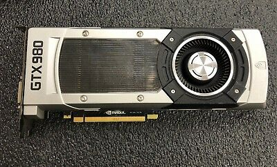 Nvidia GTX 980 4GB  Reference Model Graphics Card - VR READY! (2-3 Day Shipping)