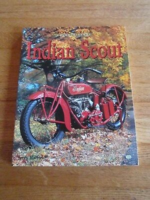 1995 Illustrated Indian Motorcycle Buyers Guide Softcover Book Jerry Hatfield