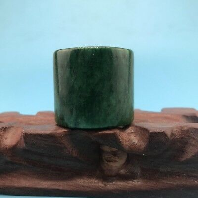 CHINESE JADE TRIGGER FINGER PURE HANDWORK IS EXQUISITE g84