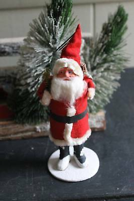 Antique Santa Claus Japan MINT