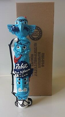 Pabst Art Beer Tap Handle - PBR Totem Pole - Brand New In Box Knob - FREE S/H