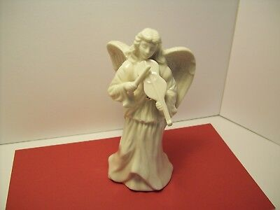 Lenox Porcelain Angel Playing a Violin