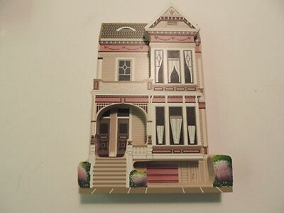 Sheila's Collectibles Houses Brandywine House San Francisco California 1995