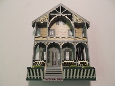 Sheila's Collectibles Houses Centennial Cottage Ocean Grove New Jersey 1996